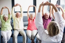 Homebody Workout: Chair Aerobics-February