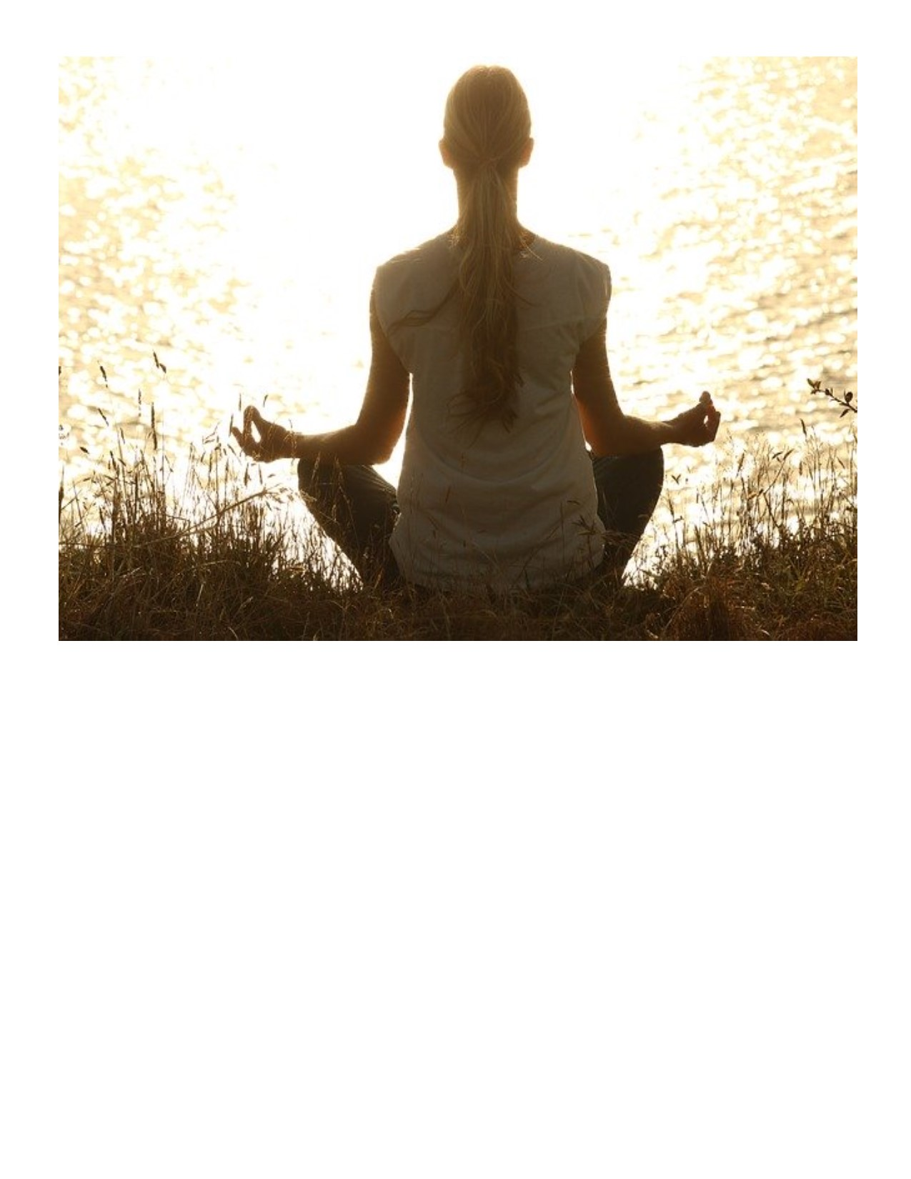 May is Meditation Month